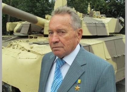 Почетный харьковчанин Михаил Борисюк отмечает день рождения