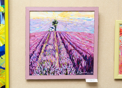ФОТО: В харьковской галерее проходит выставка «Живописный дивертисмент» (РЕДПОСТ)