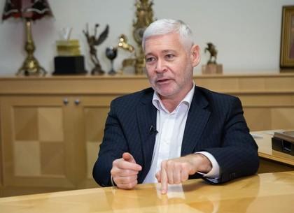 Игорь Терехов предложил харьковчанам вместе выбрать перекрестки, требующие реконструкции