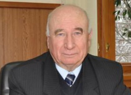 Почетный харьковчанин Петр Волошин отмечает день рождения