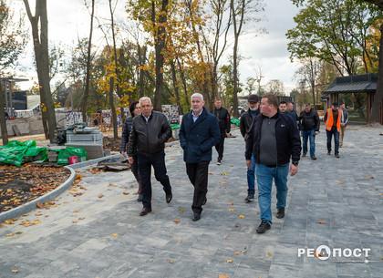 Игорь Терехов рассказал, когда откроет двери реконструированный зоопарк
