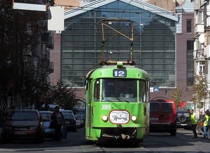 В среду 12-й трамвай изменит маршрут
