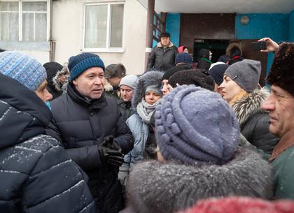 Игорь Терехов провел встречи с жителями Индустриального района (ФОТО)
