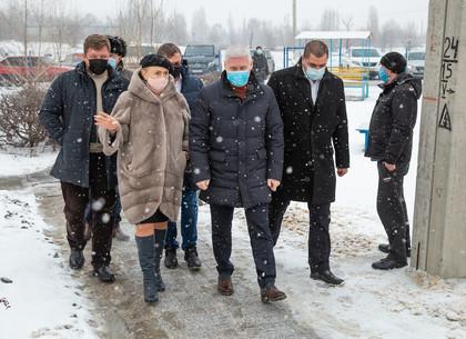 Игорь Терехов: Нужно создать для людей комфортные условия (ФОТО)