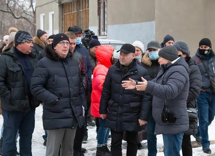 Ремонт дорог и новый детский сад: Игорь Терехов встретился с жителями Слободского района (ФОТО)