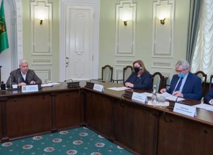 Игорь Терехов провел заседание рабочей группы, созданной для поддержки предпринимателей