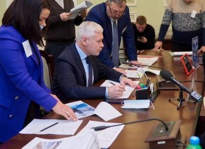 Игорь Терехов провел личный прием граждан