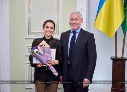 Игорь Терехов в горсовете поздравил женщин с наступающим праздником (ФОТО)