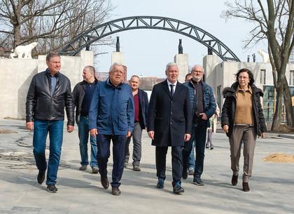 Игорь Терехов: 23 августа, я уверен, мы торжественно откроем Харьковский зоопарк (ФОТО)