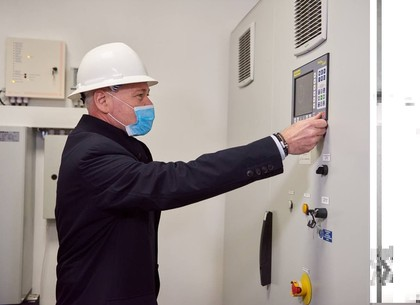 Игорь Терехов: Проводим полную модернизацию теплового оборудования (ФОТО)