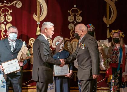 Чернобыльцам Слободского района вручили грамоты городского совета (ФОТО)
