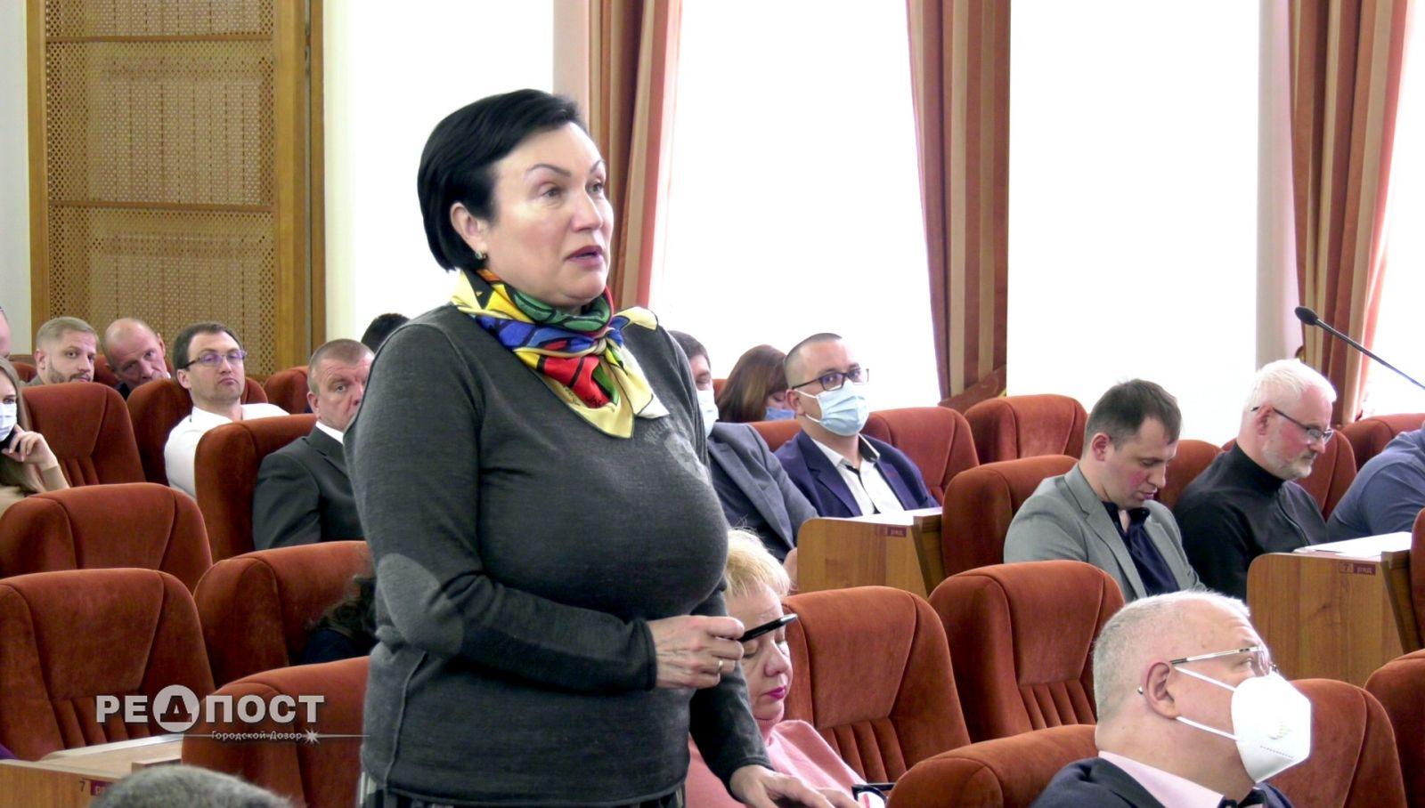 директор Департамента образования Ольга Деменко.