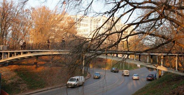Из-за ремонта моста в Харькове запретят проезд по Клочковскому спуску. Новости Харькова