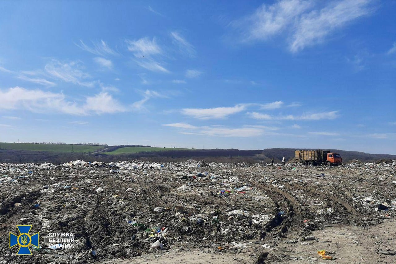 СБУ разоблачило чиновника, который нанес весомый вред экологии района