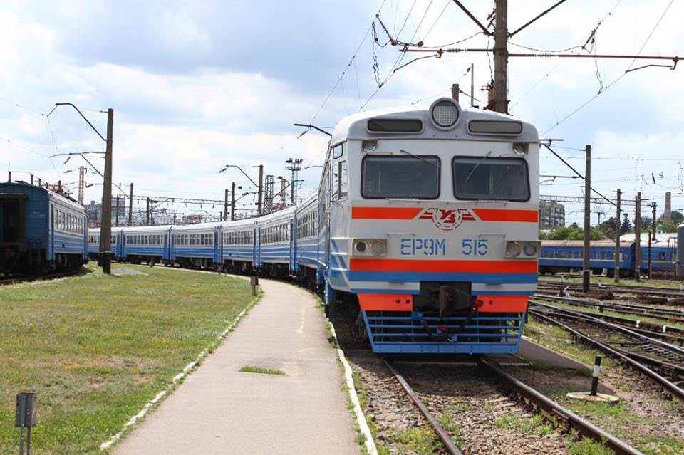 Из Харькова в Константиновку временно отменят поезд