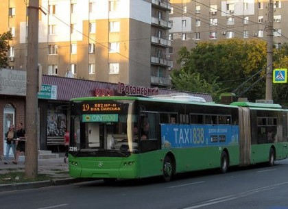 В Харькове два троллейбуса на Салтовку изменят маршрут