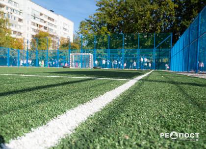 Сколько школьных стадионов отремонтируют к новому учебному году в Харькове