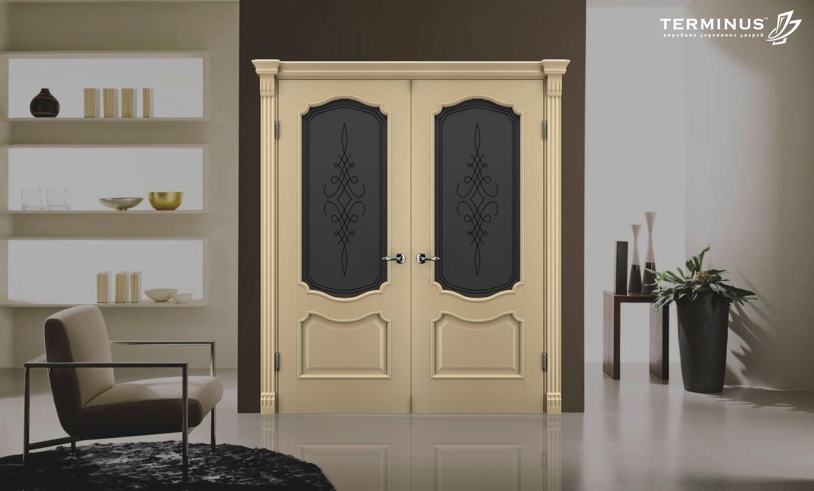 Двустворчатые двери - особенности выбора