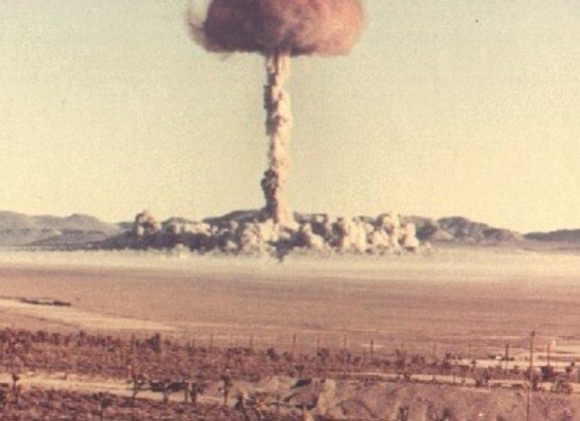 Мирный атомный взрыв под Харьковом