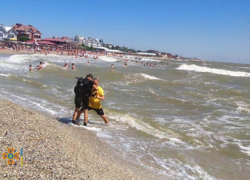 На Азовском море утонул 31-летний харьковчанин