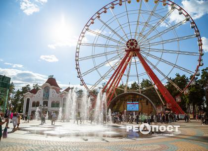 В Харькове откроется олимпийская фан-зона