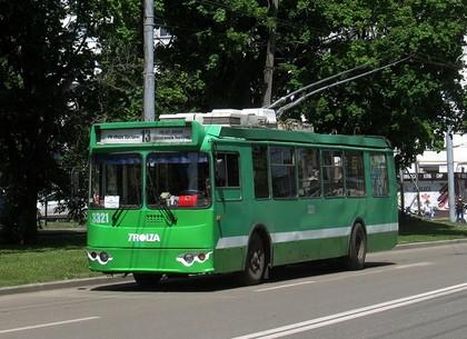 Движение троллейбусов и маршруток на Новых Домах изменится