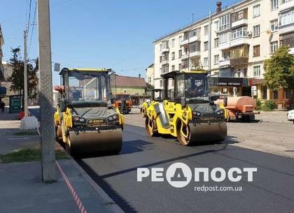 Готовьте маршрут заранее: часть Московского проспекта на ремонте (видео, фото)