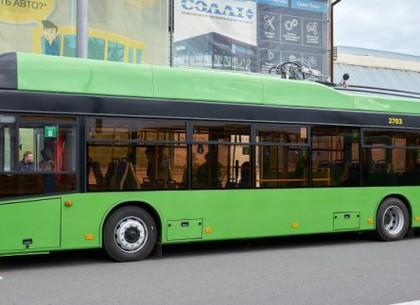 На Рогань пустят новые троллейбусные маршруты: появилось расписание движения