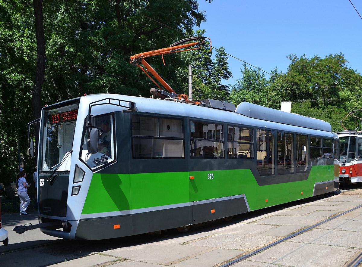 Харьковский трамвай