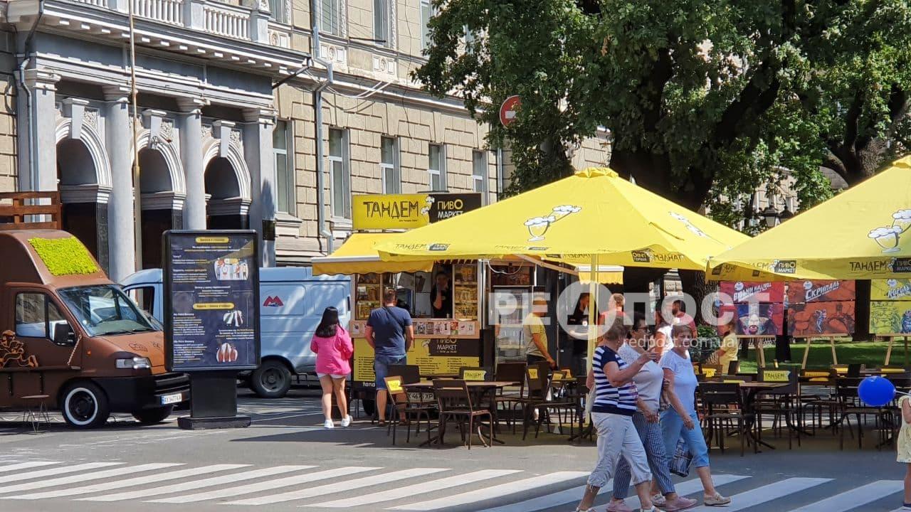 Главная улица Харькова превратилась в пешеходную. Новости Харькова