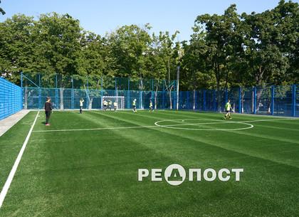 В Харькове открыли новейший многофункциональный стадион (фото)