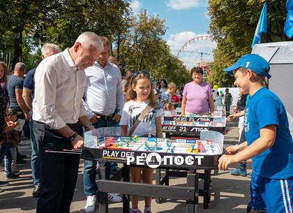 В Харькове проходит большой спортивный фестиваль (фото)