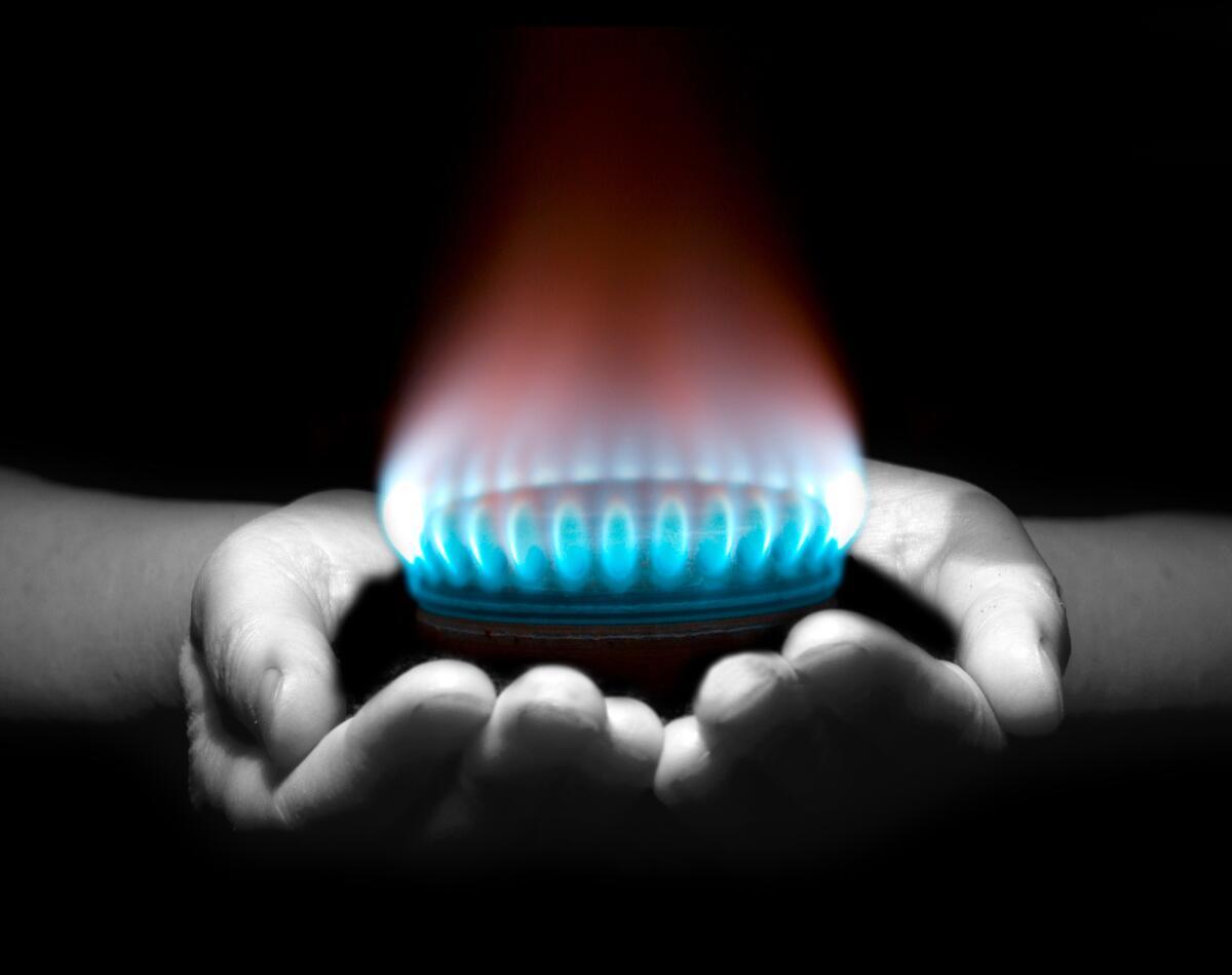 Природный газ подорожал