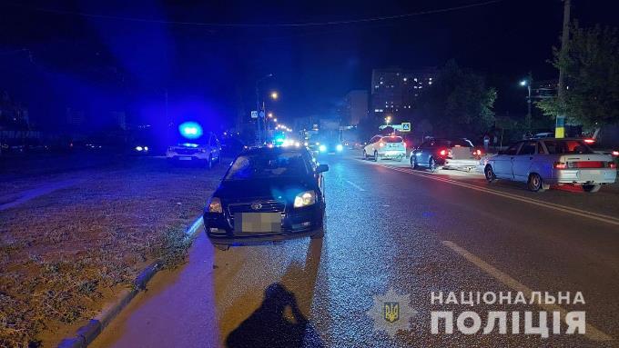 Пешехода сбили насмерть на улице Академика Павлова