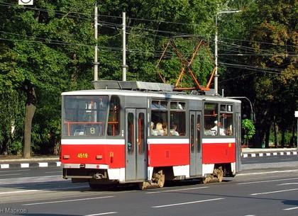 На Салтовке не ходят трамваи: причина