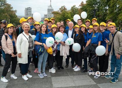 Ночь науки в Харькове (ищите себя на фото)