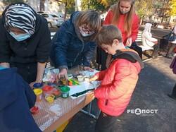 В Харькове открыли новый мини-парк отдыха