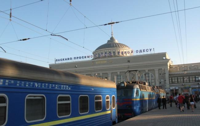 Дополнительные поезда из Харькова в Одессу и Львов ввела Укрзалізниця