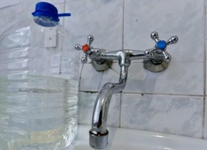 Где в Харькове не будет холодной воды 12 октября. Список адресов