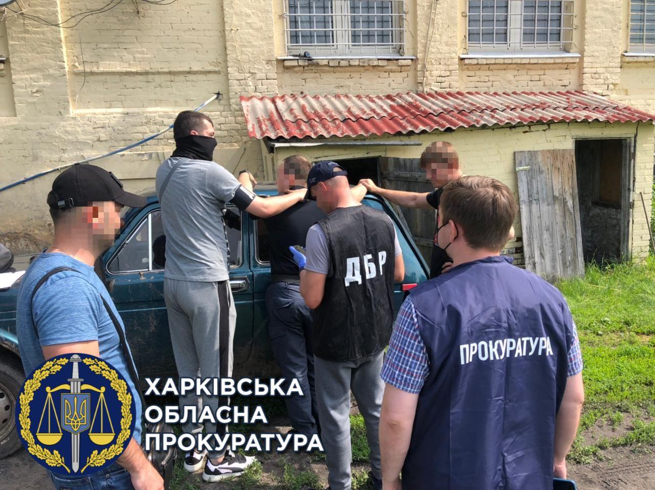 На Харьковщине полицейские требовали взятку