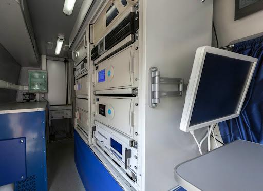 Лаборатории по контролю за качеством воздуха в Харькове