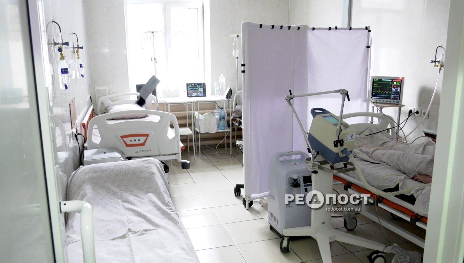 Коронавирус в Харькове: городские больница получили 60 млн гривен на борьбу с COVID-19