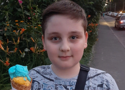В Харькове собирают деньги на лечение 11-летнего Ярослава Майорова