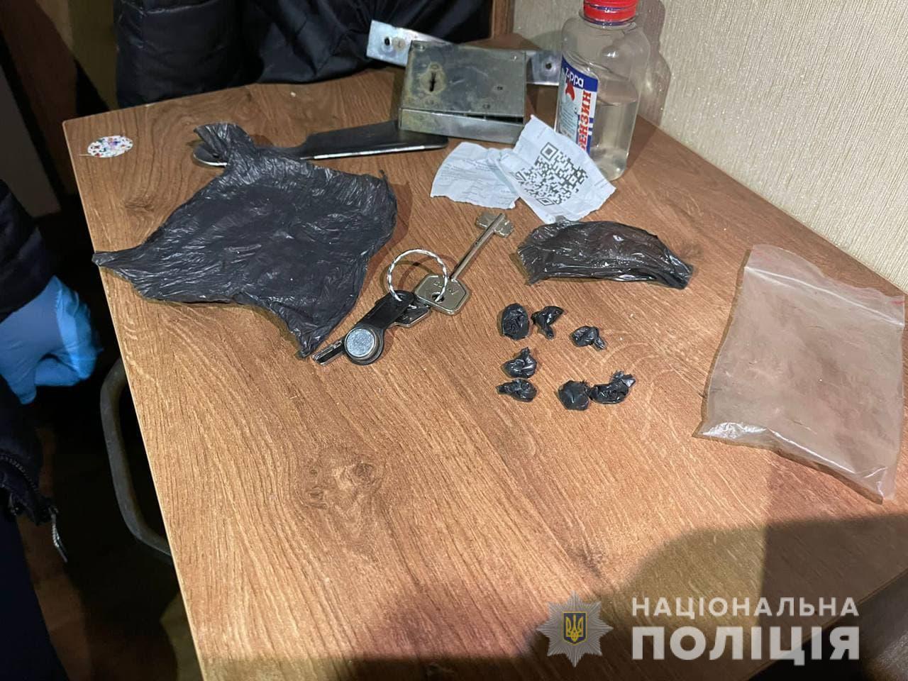Мужчина организовал наркопритон в Харькове