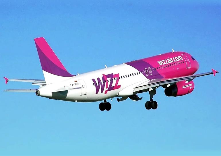 Wizz Air анонсировал новые направления полетов из Харькова