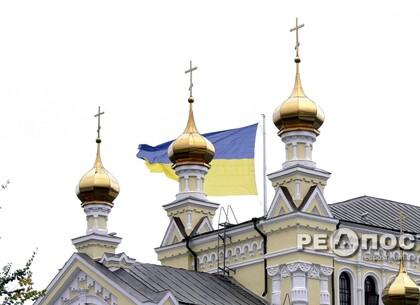 В Харькове помолились за прекращение пандемии